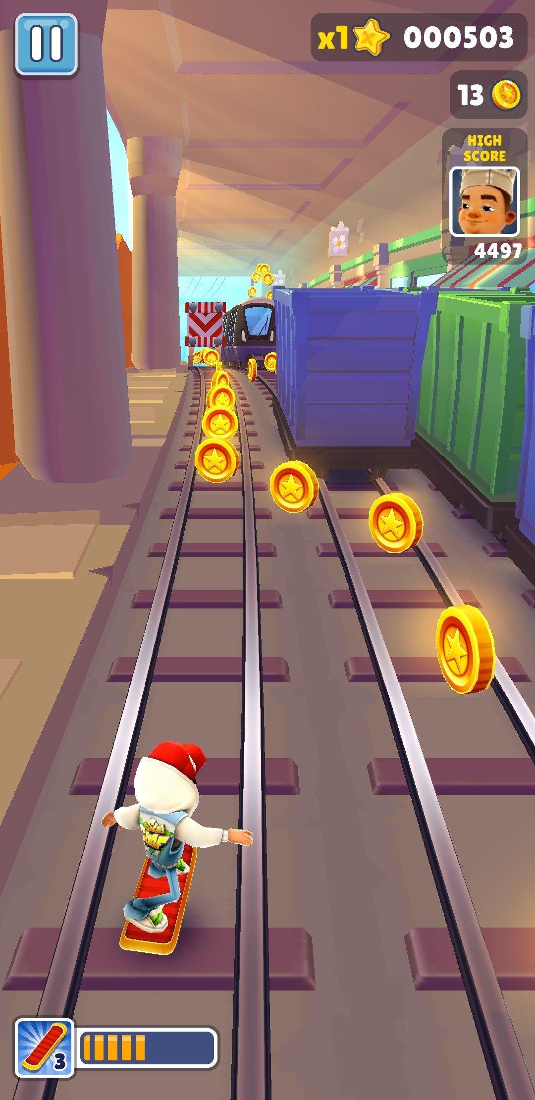 Игра Subway Surfers Токійо Скачать На Андроид