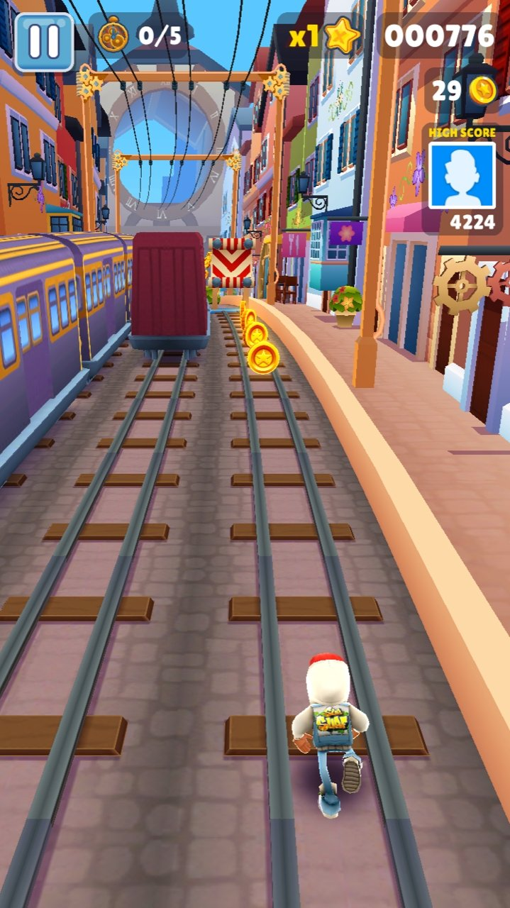 Subway Surfers - Download for iPhone Free