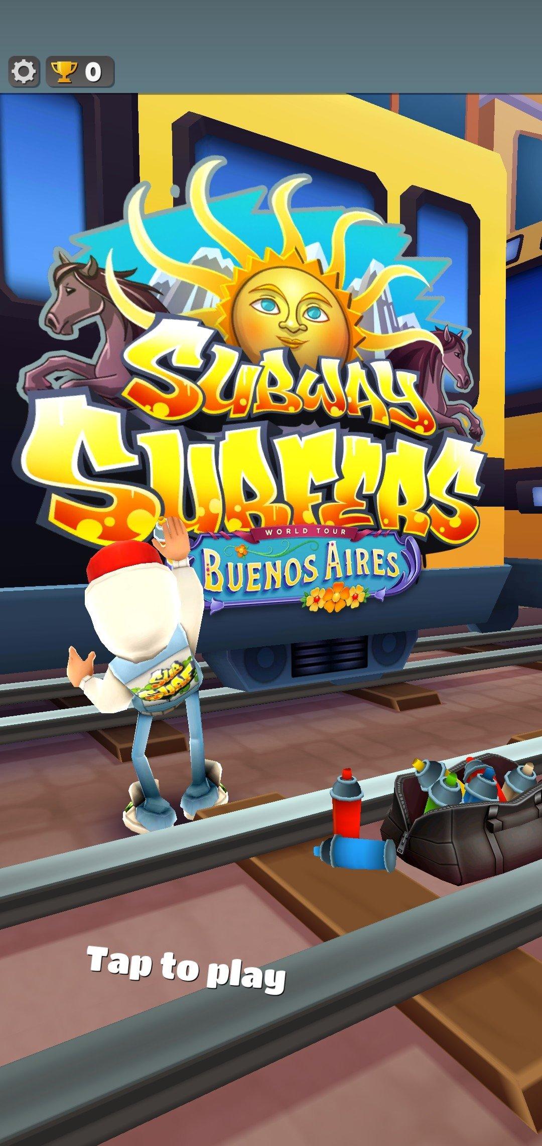 Subway Surfers Online Spielen Kostenlos