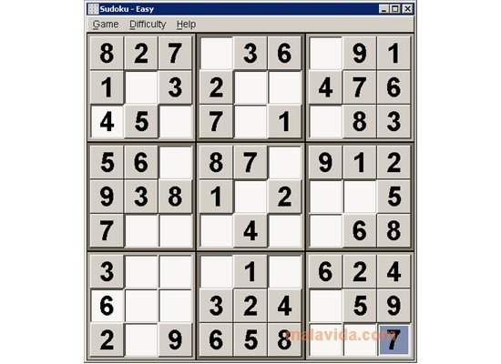 Sudoku Portable 1 1 7 4 - Download for PC Free