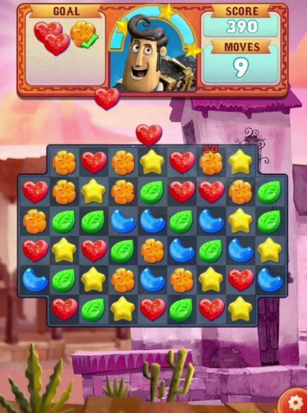 Sugar Smash Android image 6