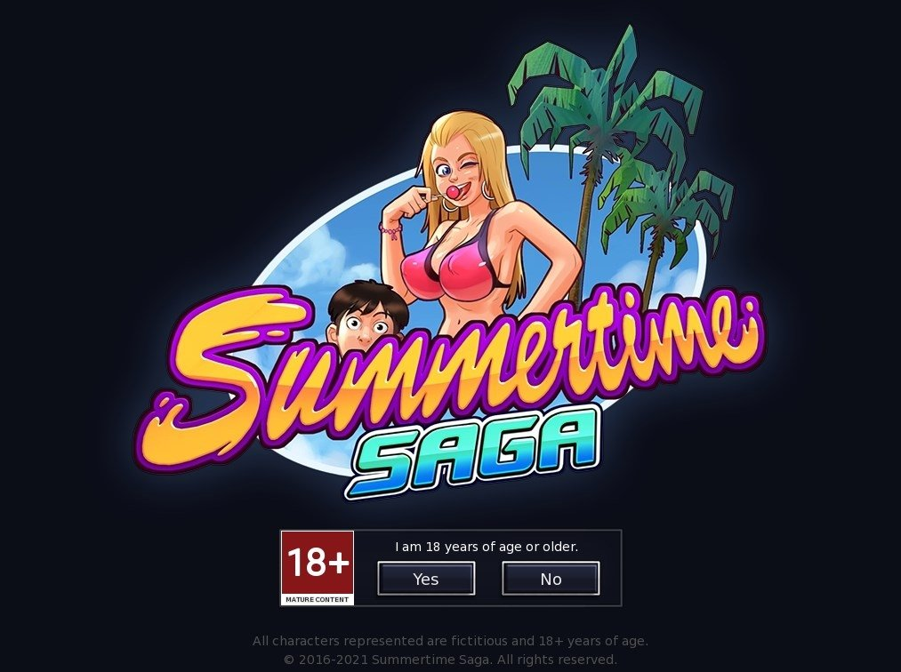 Summertime Saga Mac