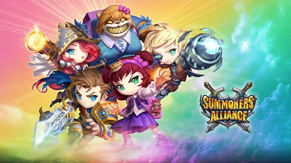 Summoners Alliance Android image 5