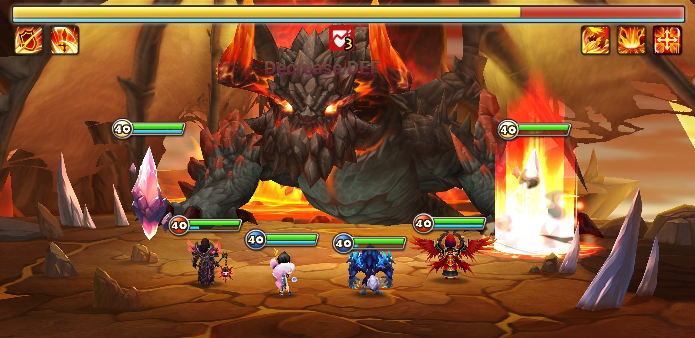 Summoners War: Sky Arena Android image 8