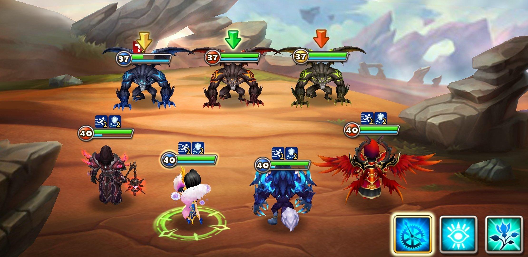 Summoners War: Sky Arena 6.3.5 - Baixar para Android APK Grátis