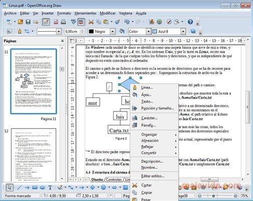 Sun PDF Import Extension image 4