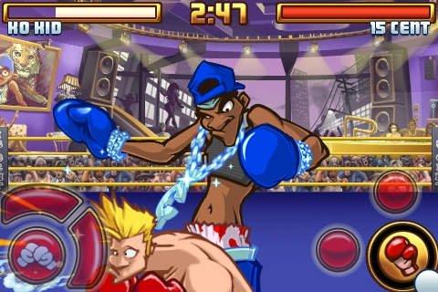 Super KO Boxing 2 iPhone image 5