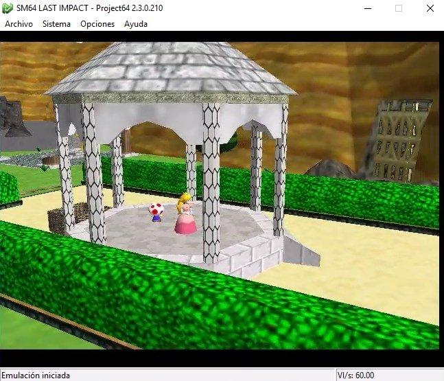 Super Mario 64 Last Impact - Download for PC Free