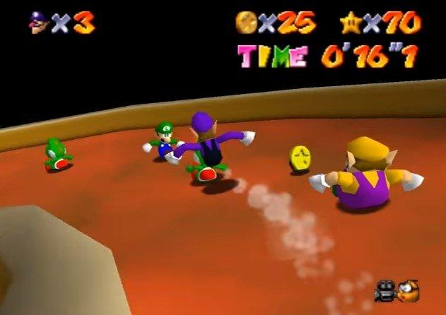 Super Mario 64 Online image 7