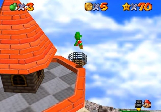 Old super mario bros game free download for android full version