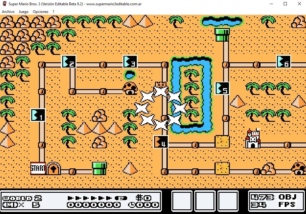 Super mario bros 3 editable 9. 2 descargar para pc gratis.