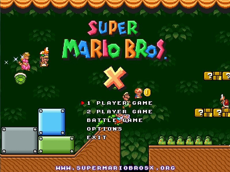 Super Mario Bros  X 1 3 0 1 - Download for PC Free