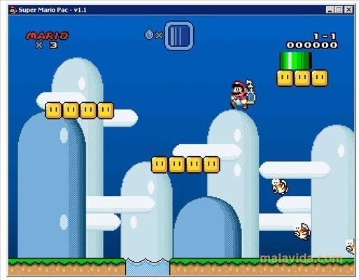 Super Mario Pac image 4