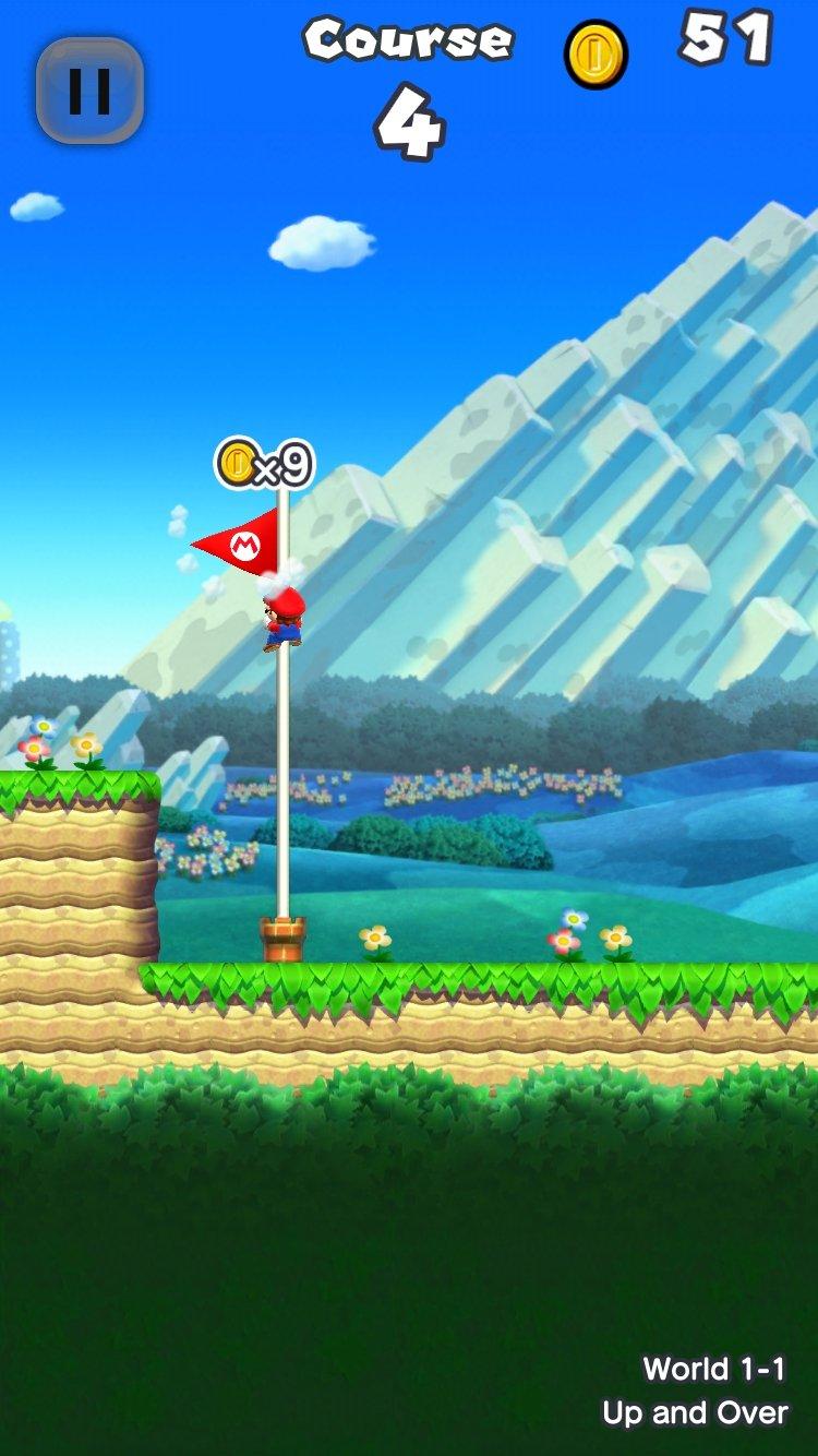 Super Mario Run - Download for iPhone Free