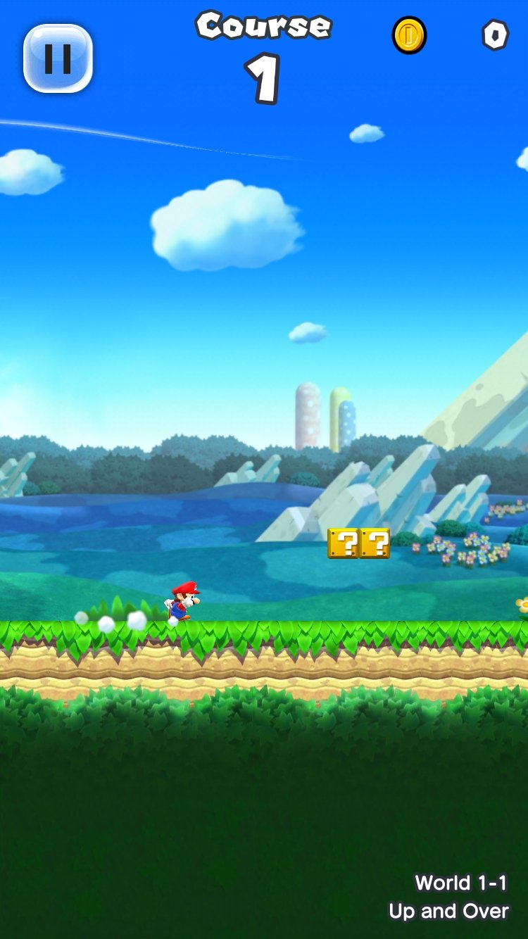 Super Mario Run - Download for iPhone Free
