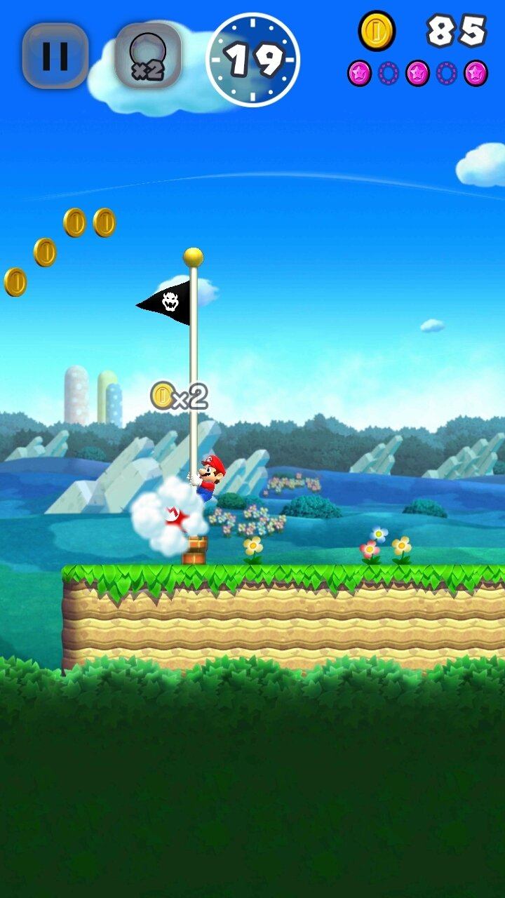 super mario run apk download apkpure