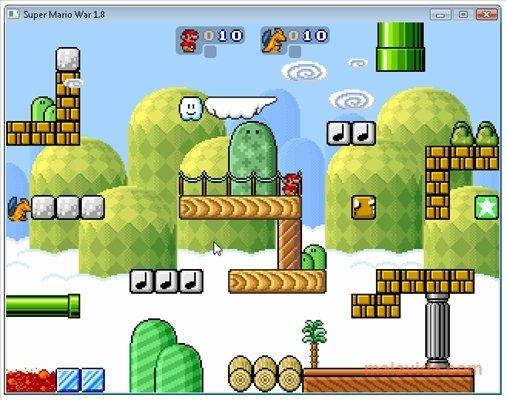 Super Mario War image 4