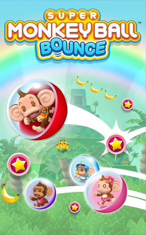 Super Monkey Ball Bounce Android image 8