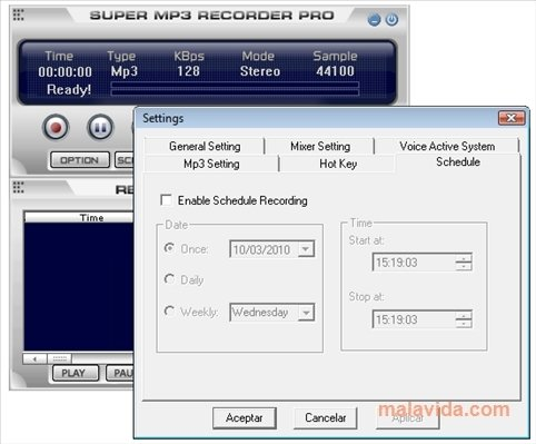 Download super mp3 recorder professional 6 full version youtube.