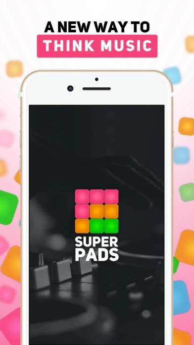 SUPER PADS - Download for iPhone Free