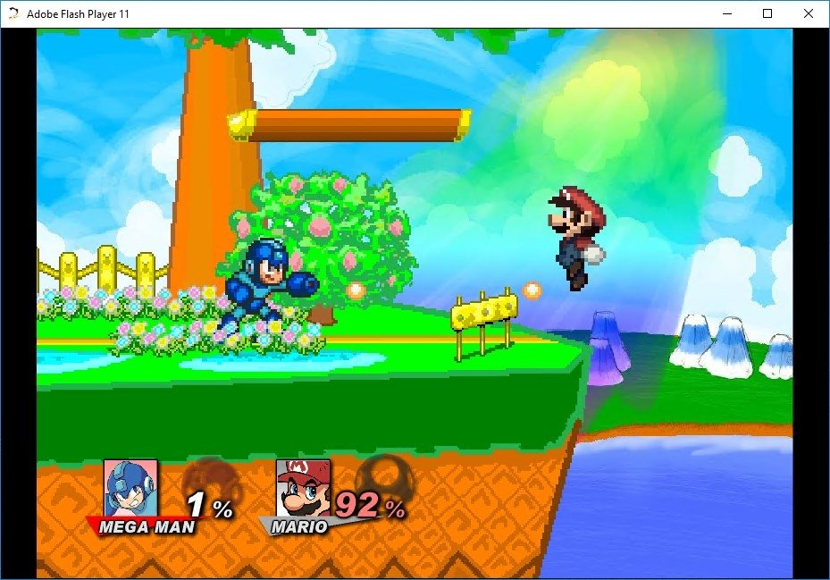 Super Smash Flash 2 1 1 0 1 - Download for PC Free