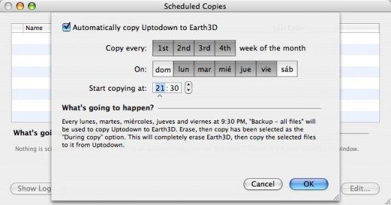 SuperDuper! Mac image 4