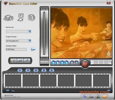 SuperDVD Video Editor 9 8 - Download for PC Free