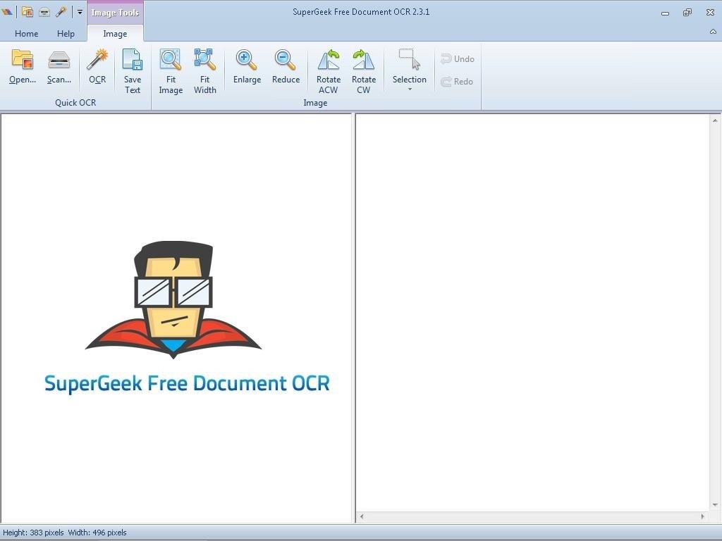 SuperGeek Free Document OCR image 5
