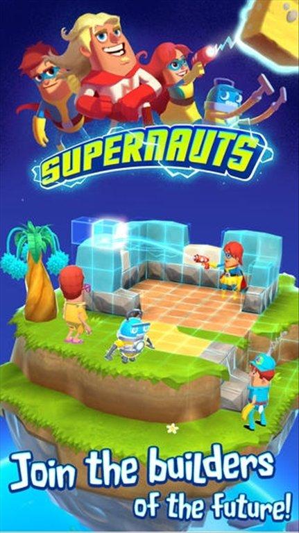 Supernauts iPhone image 5