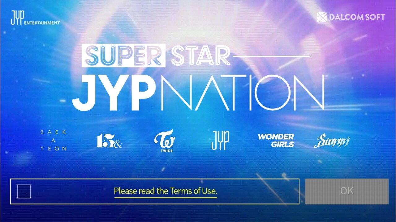 SuperStar JYPNATION 2.8.4 - Télécharger pour