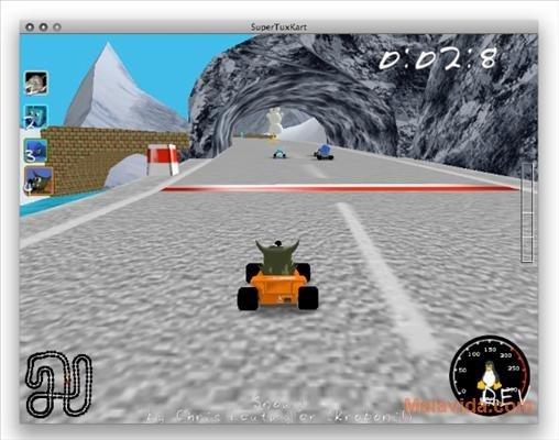 SuperTuxKart Mac image 6