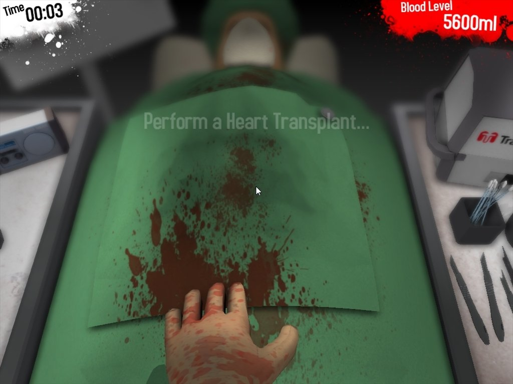 surgeon simulator free no download