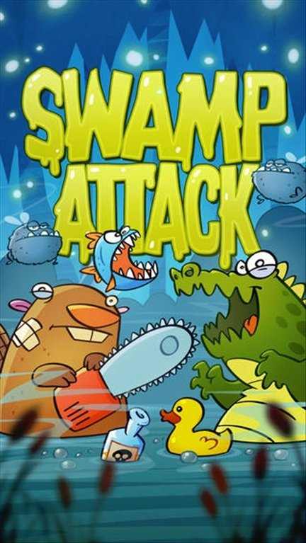 Swamp Attack iPhone image 5