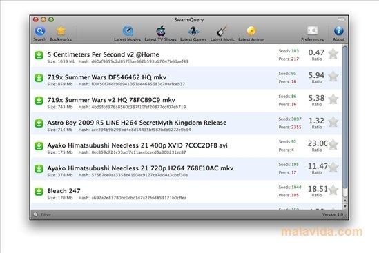 SwarmQuery Mac image 4