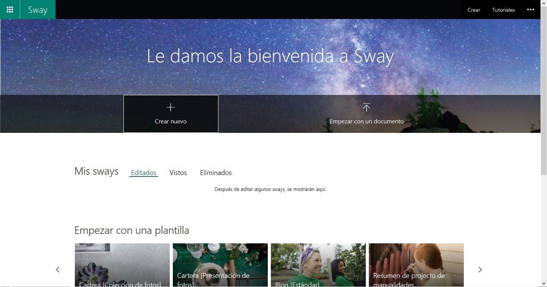 Sway Online Webapps image 7