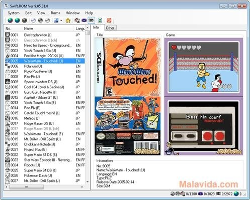 Swift ROM 9 05 01 0 - Download for PC Free