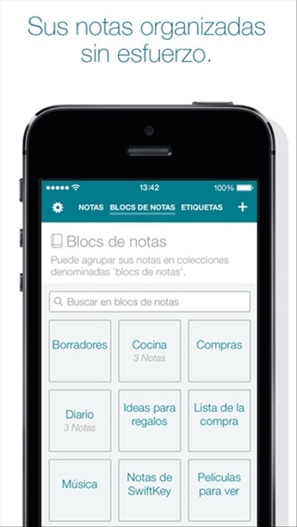 SwiftKey Note iPhone image 5