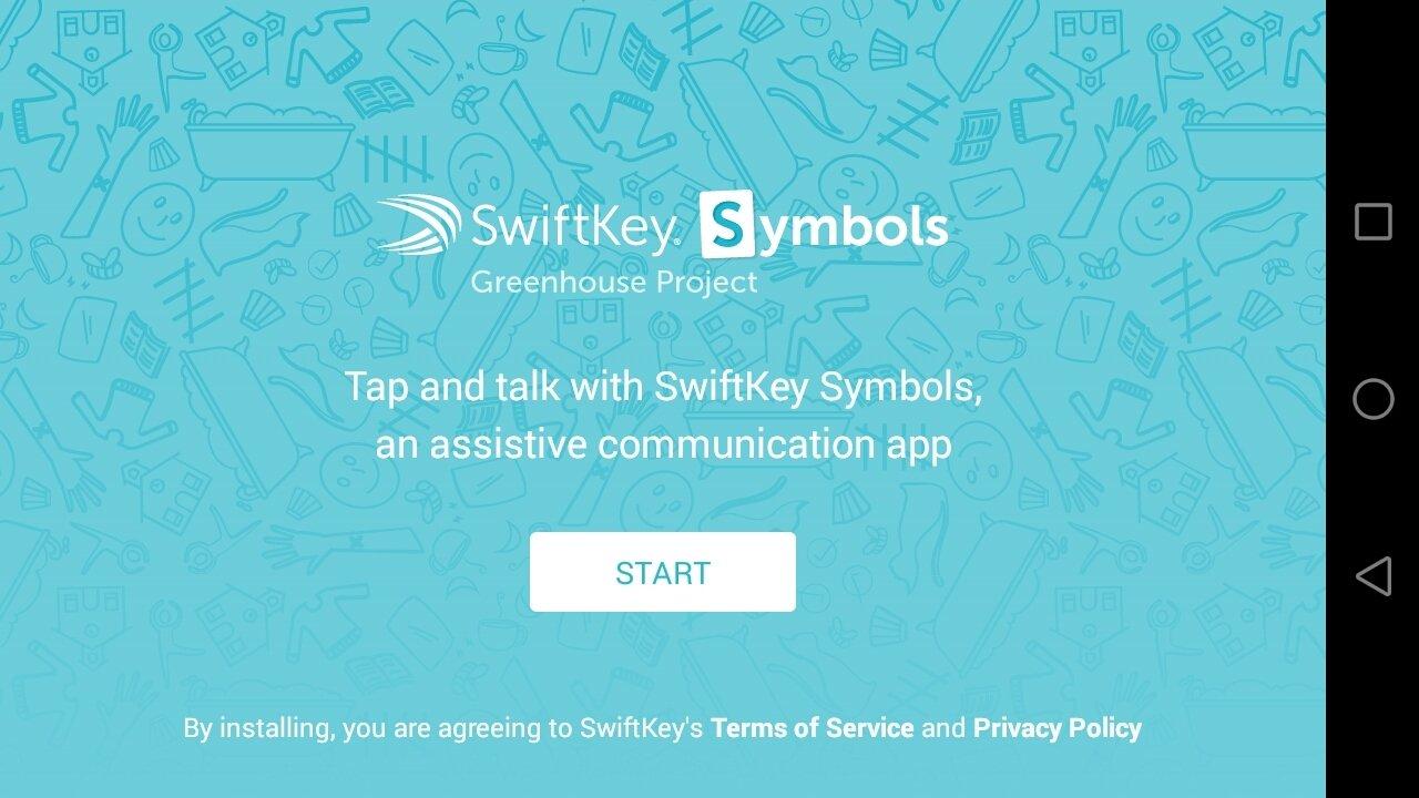 SwiftKey Symbols Android image 5