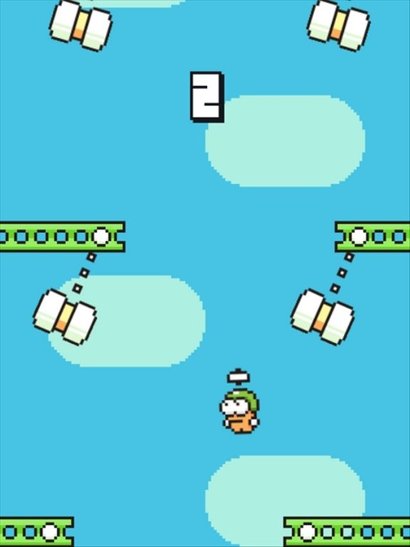 Swing Copters Android image 6