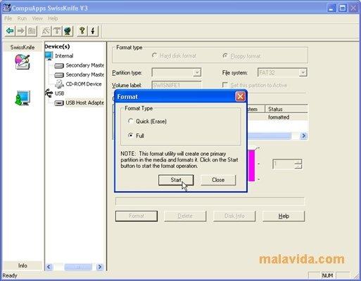logiciel swissknife gratuit