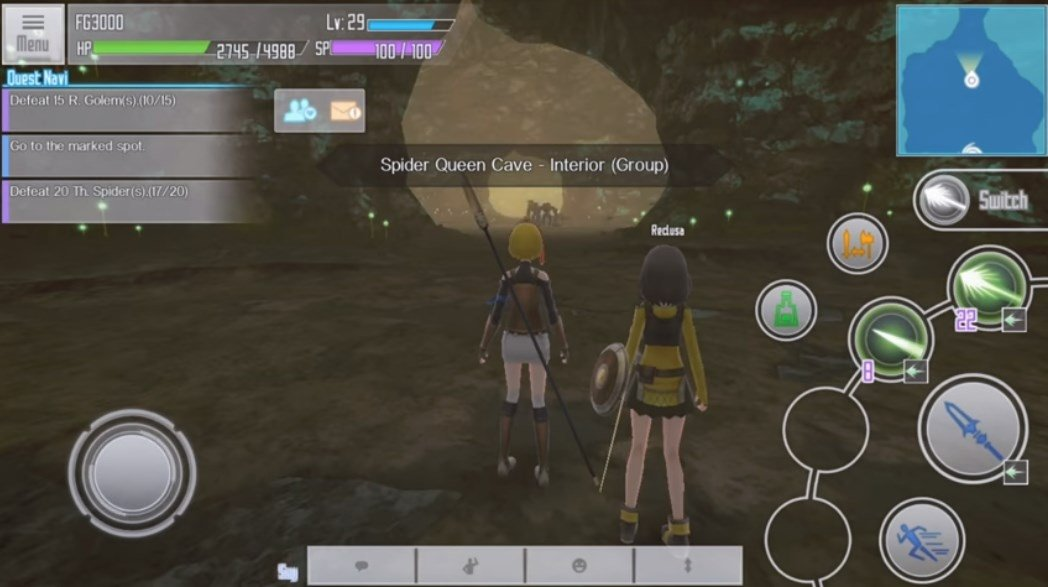 Sword Art Online: Integral Factor 1 3 1 - Download for Android APK Free
