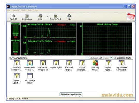 Sygate Personal Firewall image 4