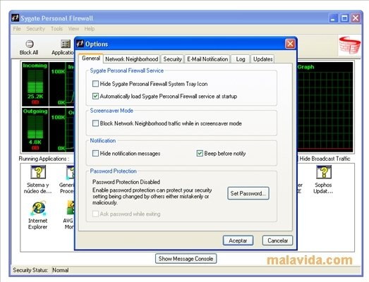 sygate personal firewall gratuit