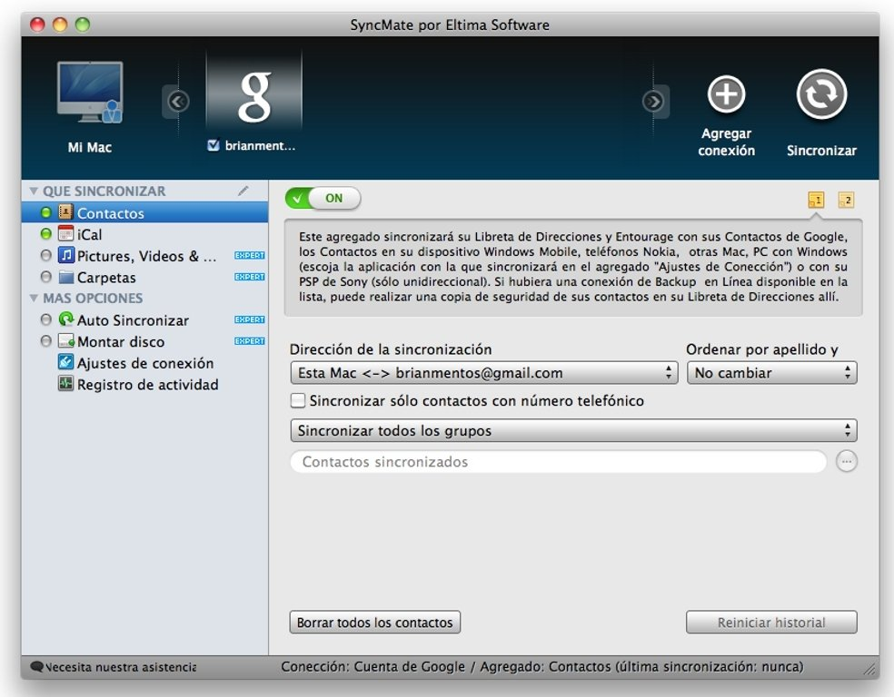 SyncMate Mac image 4
