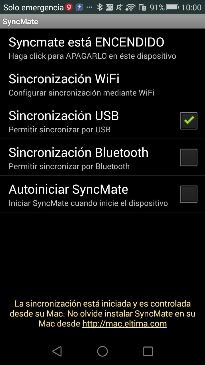 SyncMate Android image 3