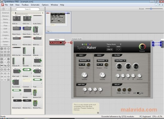 SynthMaker image 6
