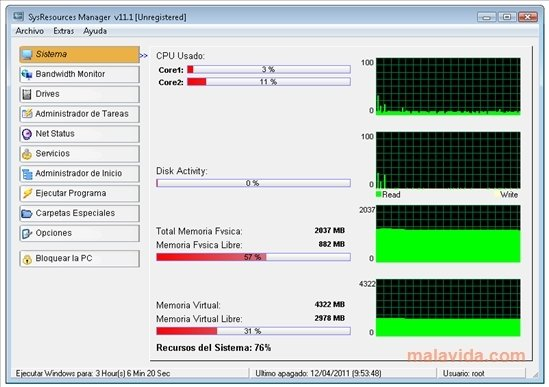 SysResources Manager image 5