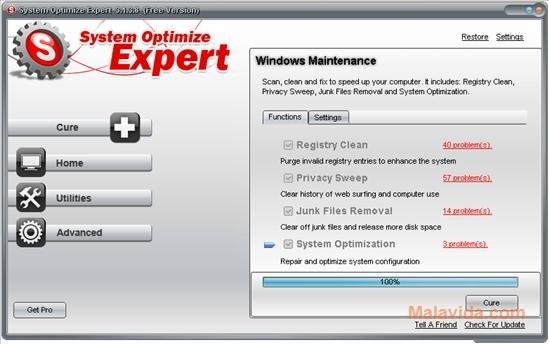 System Optimize Expert image 4