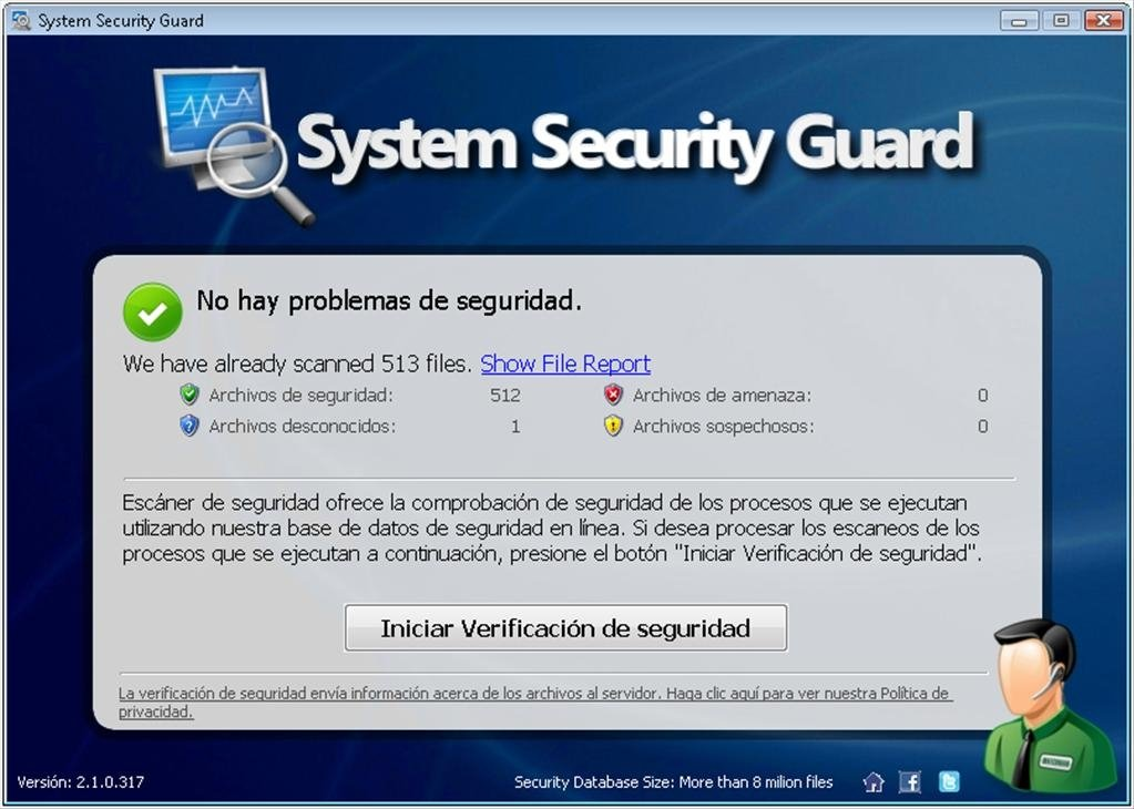 System Security Guard image 4