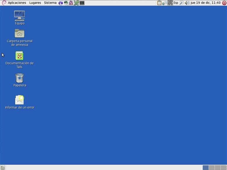 Tails Linux image 4